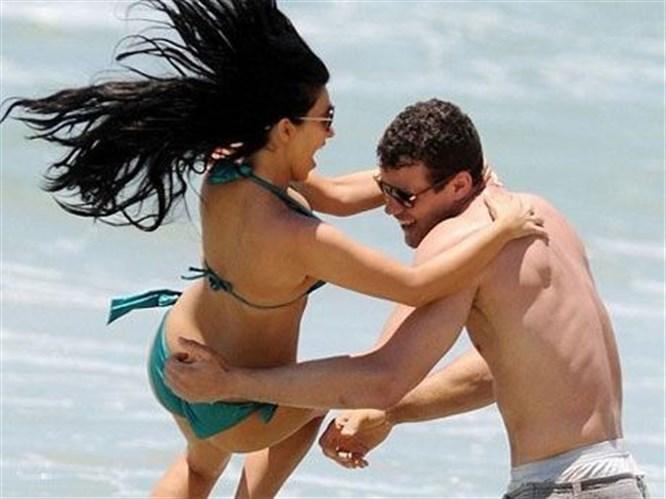 Kim Kardashian boşanıyor mu?